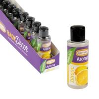 8 pcs Arôme citron