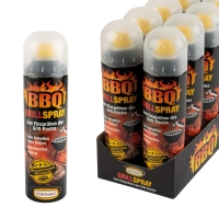 10 pcs Spray de barbecue