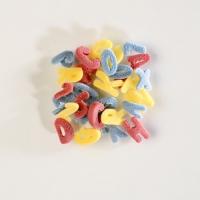 1,4 Kg Lettres de l'alphabet, multicolores