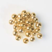 1 pcs Perles dorées, chocolaté et crustillant