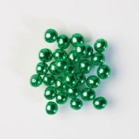 1 pcs Perles brillantes, vertes , chocolaté et crustillant