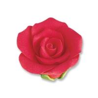 30 pcs Moyennes roses, rouges