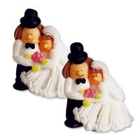 24 Couples de mariés 3D