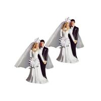 5 Couples de mariés