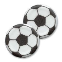 100 pcs Plaquettes  Ballon de foot