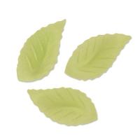 Petites feuilles vertes, azyme