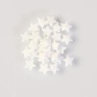 1,5 Kg Décors à parsemer en forme d'étoiles, blanches