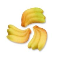 144 pcs Demi-fruits en pâte d'amandes
