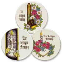 12 pcs Plaquettes  Communion