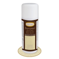 Spray Velours chocolat blanc  1 X400 ml - Ø 65 x 200 mm