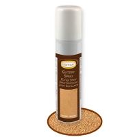 1 pcs Spray Scintillant, bronze