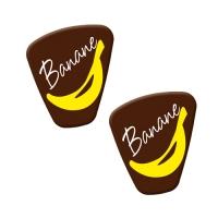 140 pcs Décors pour spécialités  Banane