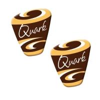 140 pcs Décors pour spécialités  Quark