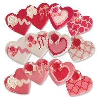 12 Grands cœurs