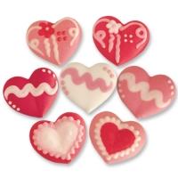 96 Petits cœurs