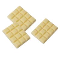 96 pcs Mini tablette chocolat blanc