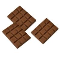 96 pcs Mini tablette chocolat lait