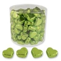 2 Boites de petits oeufs pralinés verts