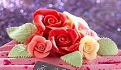 Roses & Feuilles