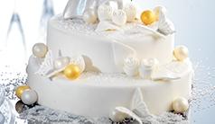 Décorations pour gâteaux de mariage