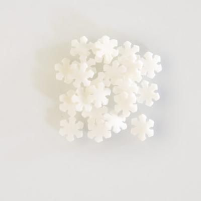 1,3 Kg Décors à parsemer, flocons de neige